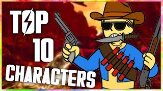 Fallout New Vegas - Top 10 Characters