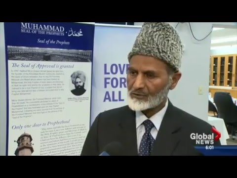 Global News - Muslim leader condemns Brussels terror attacks