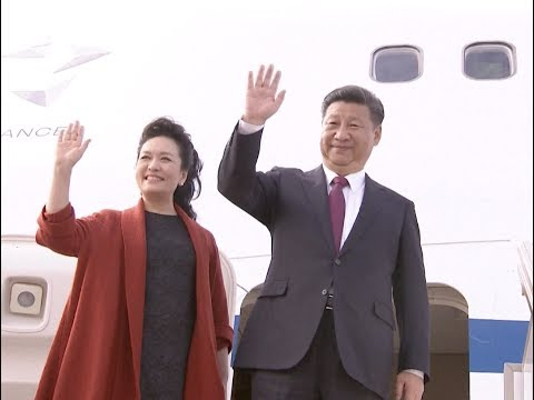 Chinese President Xi Jinping Heads to Germany for State Visit, G20 Summit