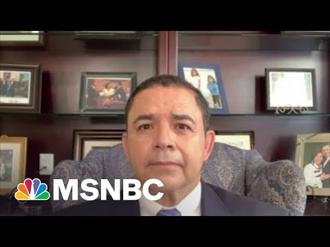 Rep. Cuellar On Moderates Backing Reconciliation: 'We're On The Same Page'