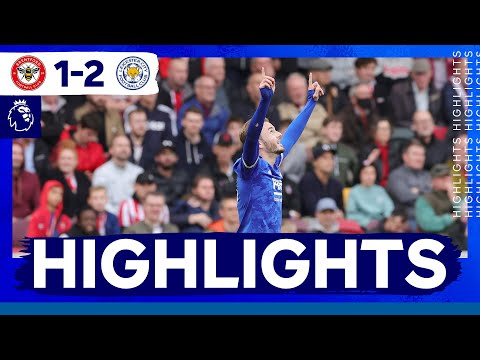 Maddison Secures Points For The Foxes | Brentford 1 Leicester City 2