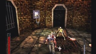 Rune: Viking Warlord (PS2) Gameplay