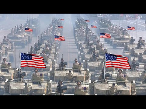 United States Military Strength 2020 | USA Armed Forces | How To Powerful In America?