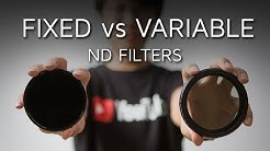 Should You Get a Fixed or Variable ND Filter? - 4 Differences To Consider