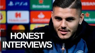 Honest Interviews - Icardi reveals why he's no longer captain