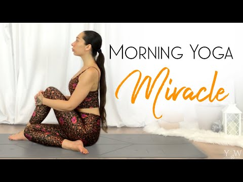 ☀️10 Minute Morning Yoga Full Body Stretch