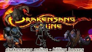 Drakensang online - KILLING BOSSES SOLO - SKYRIM