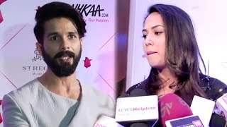 Shahid Kapoor's Reaction On FIGHT With Wife Meera Rajput's