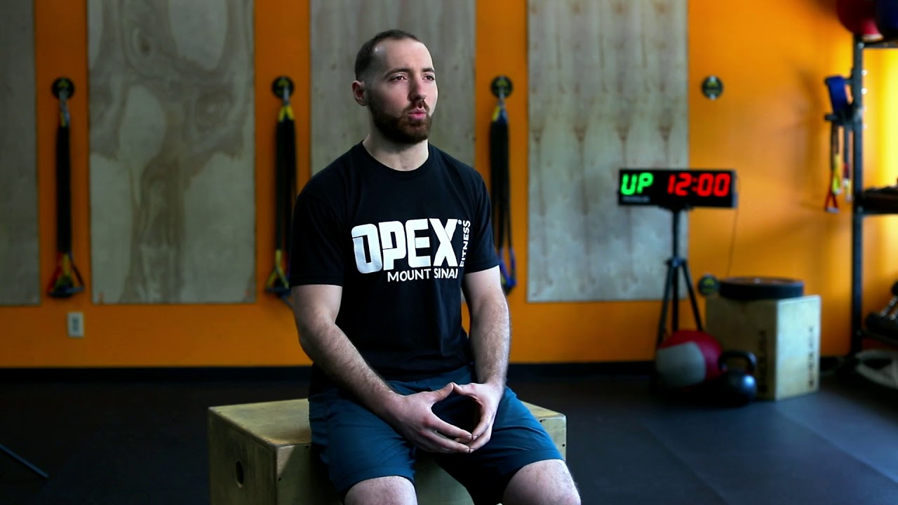 OPEX Mount Sinai - The Future of Personal Training