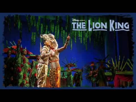 Can You Feel The Love Tonight (Instrumental) - The Lion King Musical