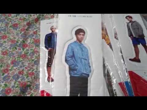 Video Proof of the official Exo Kolon Sport Standees!