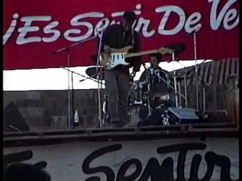 MIKI GONZALEZ en vivo en el Cusco 1990-2?