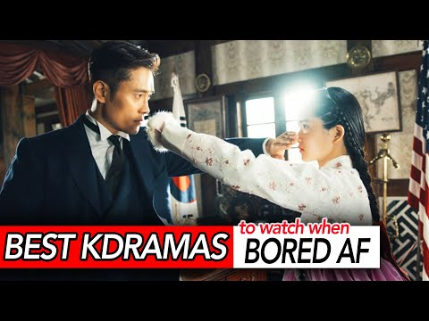 Best KDRAMAs To Watch When BORED AF During Social Distancing (pt.1)