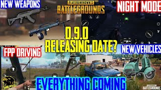 Every Thing Which is Coming in 0.9.0 Update | New Guns, Night Mode, Vehicles, Release Date