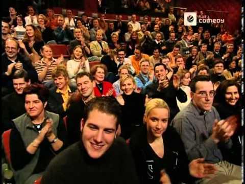 Die Harald Schmidt Show - Folge 1015 - 2001-12-13 - Sarah Connor, Nummer 13, Wichteln