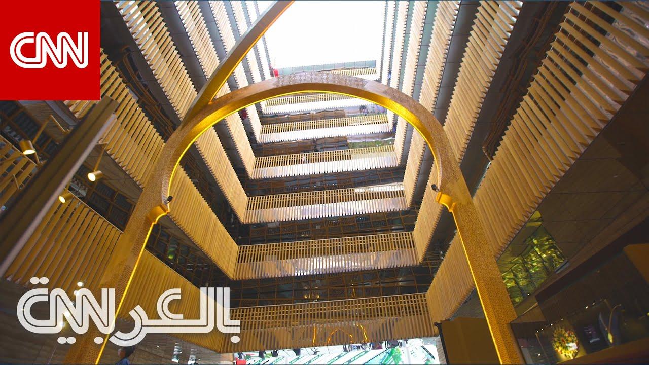 قرية ترابية عمودية في إكسبو 2020 دبي تحاكي شوارع المغرب العتيقة  - نشر قبل 29 دقيقة