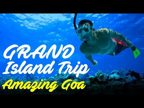 Goa | Grand Island Trip with Snorkelling and Monkey Beach | Soda Fountain
