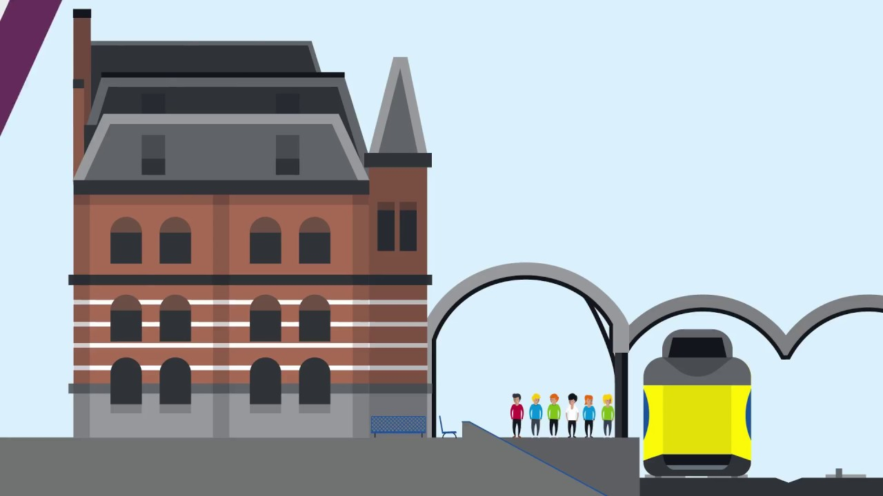 Project Groningen Spoorzone: meer treinen en spoor