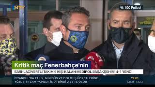 Rıdvan Dilmen ve Murat Kosova ile %100 Futbol (Fenerbahçe-Başakşehir | 23 Aralık 2020)