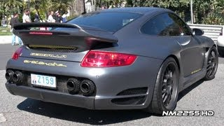 Ultimate Supercar Sounds in Monaco - 2012 Top Marques