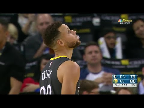 3rd Quarter, One Box Video: Golden State Warriors vs. Dallas Mavericks