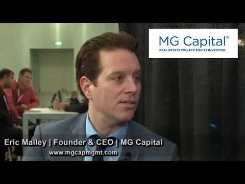 MG Capital | CEO & Founder Eric Malley | Real Estate Private Equity Investing | Crypto Invest Summit