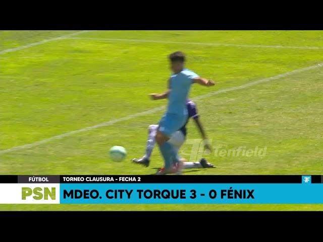 Clausura - Fecha 2 - Torque 3:0 Fenix