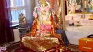 Akhand Ramayana on ramnavmi at hindu mandir, helenelund