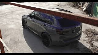 This is the BEST BMW x5M in the WORLD! @kreatewithkvnvas