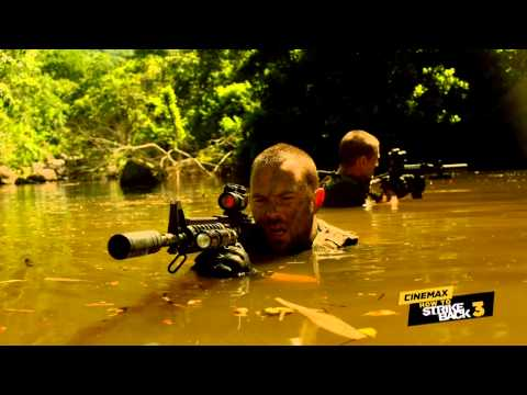 Strike Back Season 3: How to Act in Shit Cinemax