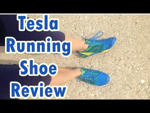 Tesla Minimalist Shoe Review for Forefoot Running