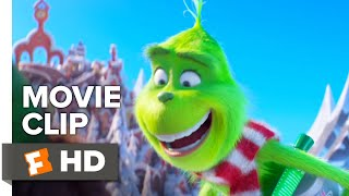 The Grinch Movie Clip - Christmas Will be 3 Times Bigger (2018) | Movieclips Coming Soon