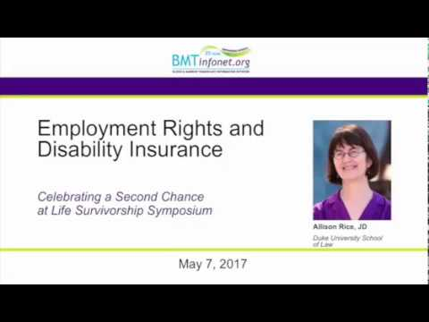 Employment Rights and Disability Insurance