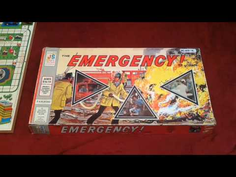 Board Game Vibe Episode #14: The Emergency! Game