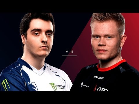 CS:GO - Liquid vs. Astralis [Inferno] Map 2 - Group B UB Rou