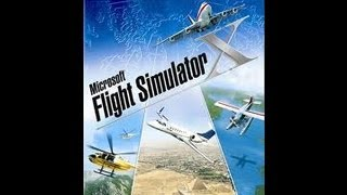 Microsoft Flight Simulator-Scenery.cfg missing or damaged fix!