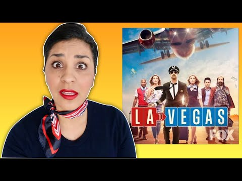 REAL Flight Attendant Reacts to TV Flight Attendants  |  Fly With Stella  |  Travel Vlogger