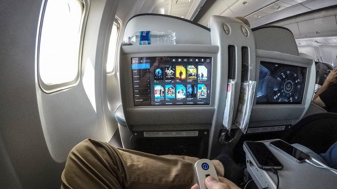 Condor 767 300 Business Class San Diego To Frankfurt Youtube