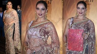 Bipasha Basu At The Launch Of The Great Indian Wedding Book