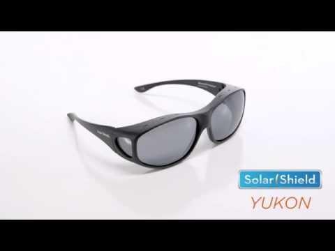 b7f4dd0e434 Yukon Large Fits Over Sunglasses from Solar Shield - YouTube
