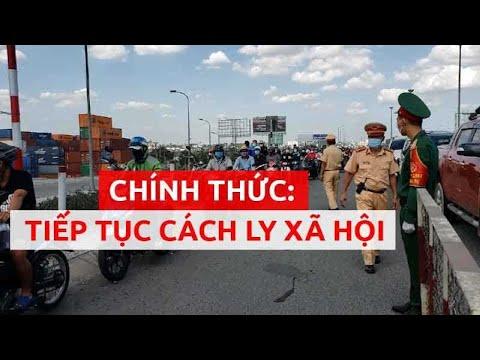 Sài Gòn tiếp tục cách ly xã hội đến 22- 4 – PLO
