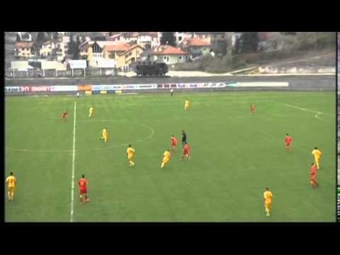 U-17: Montenegro - FYR Macedonia 2-0