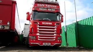 D&N Xpress Scania R500 V8 N5DNX