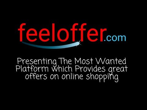 Feeloffer | Get Great Offers on Online shopping | Download Now