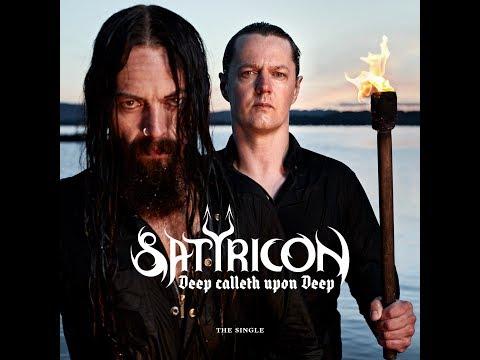 Satyricon - Deep calleth upon Deep - Lyric video