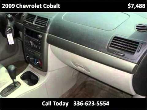 2009 Chevrolet Cobalt Used Cars Eden Nc Youtube