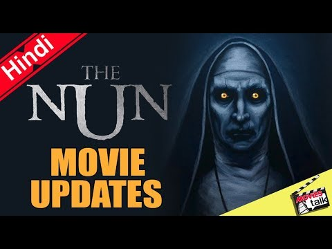 The Nun Movie Updates [Explained In Hindi] thumbnail