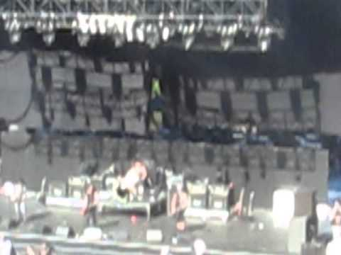 Autograph Turn Up The Radio @ The Cat House Irvine Meadows Ca Aug 15 2015