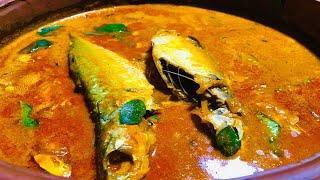 மீன் குழம்புகளின் அரசன் யாழ்ப்பாணத்து மீன் குழம்பு-Jaffna Style Fish Curry-Fish Gravy - Akka Samayal