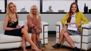Betsey Johns and Lulu Johnson on Their Reality TV Show and CrazyTrends | Fashion Flash